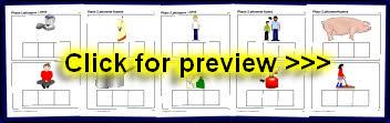 Ks1 Phoneme Frames Elkonin Boxes