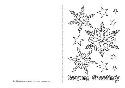 Christmas Card Templates SB1919 SparkleBox