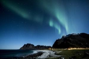 aurora-borealis Northern Lights Norway