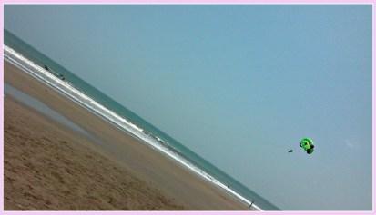 beach glider