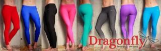 leggings_mosaic DRAGONFLY abbigliamento sportivo professionale