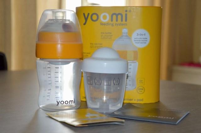 DSC_0395-1024x681 Scaldare latte in soli 60 secondi si puo con YOOMI feeding system