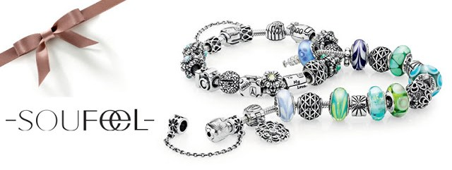 soufeel-show-off-bling Bracciale Soufeel nuovi charms in argento