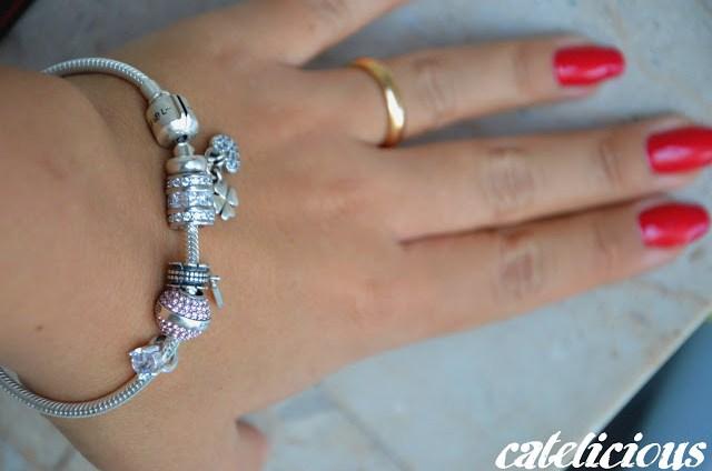 DSC_0317 Soufeel Jewelry bracciale con charms fai da te