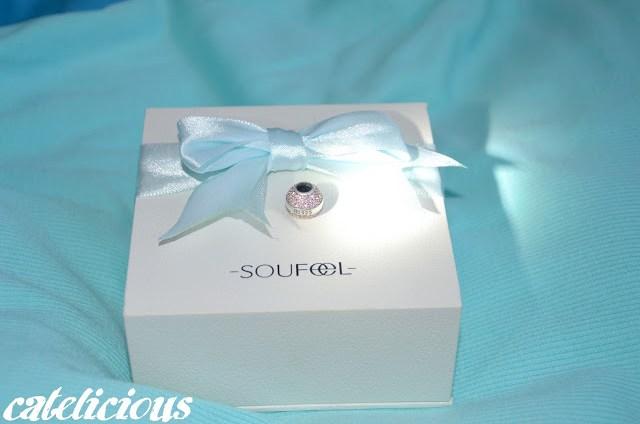 DSC_0329 Soufeel Jewelry bracciale con charms fai da te