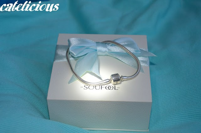 DSC_0334 Soufeel Jewelry bracciale con charms fai da te