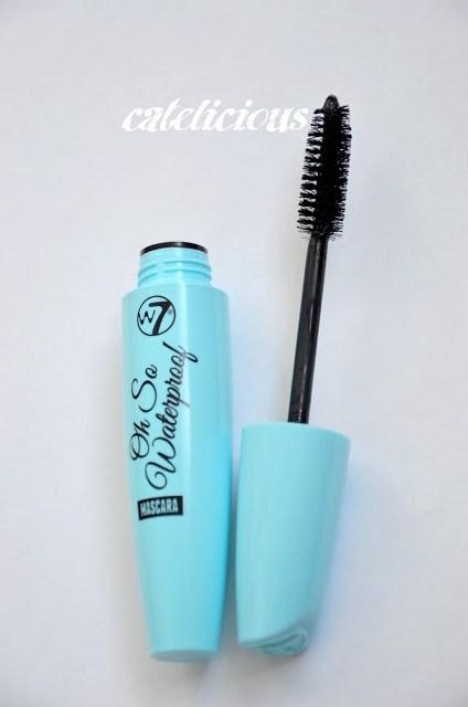 DSC_0163 W7 il mascara Oh So Waterproof