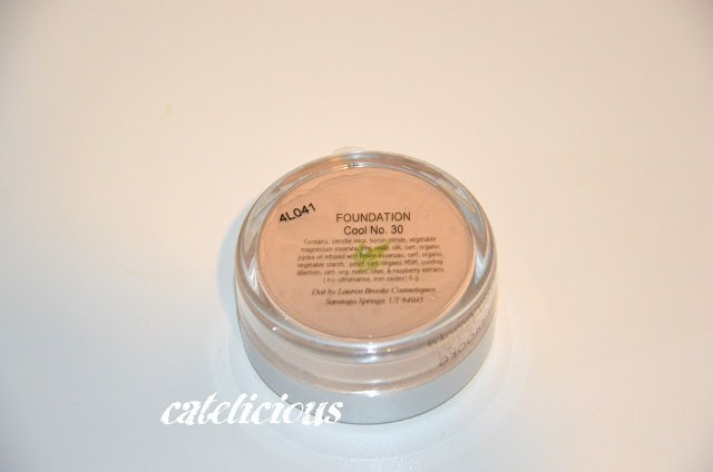 DSC_0542 LAUREN BROOKE Cosmetics per un make up altamente organico
