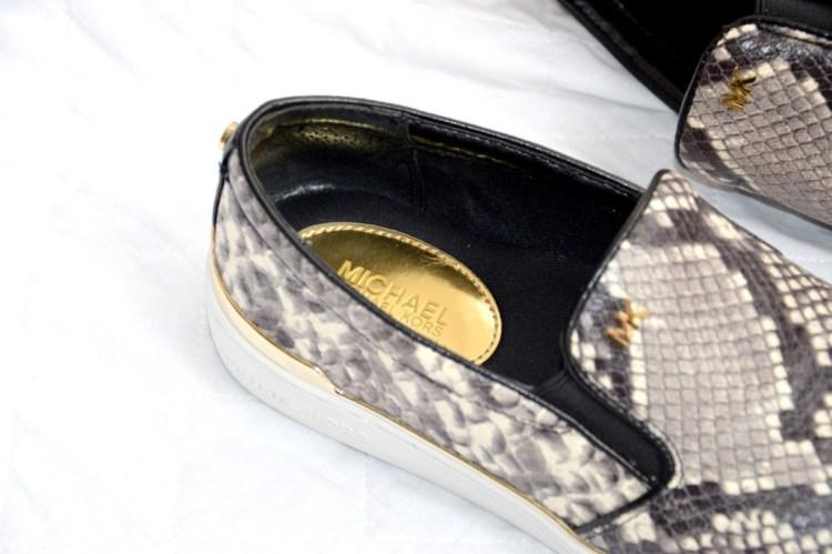DSC_1256-1024x681 Scarpe pelle di serpente slip-on Kyle Michael Kors