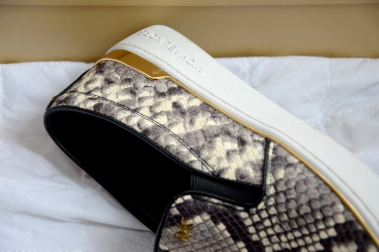 DSC_1258-1024x681 Scarpe pelle di serpente slip-on Kyle Michael Kors