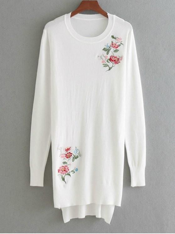 sweaterrr Zaful maglione bianco