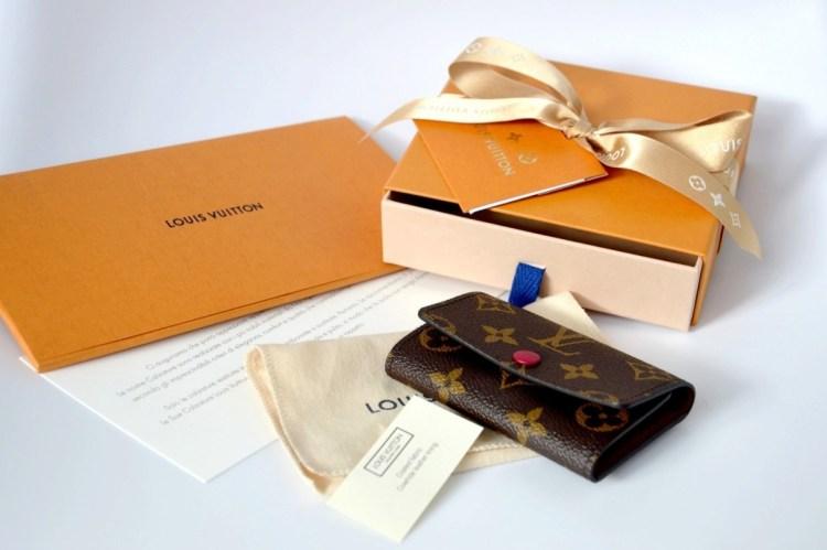 DSC_3164 Dove comprare un portachiavi di lusso? Multiclés 6 key holder Louis Vuitton portachiavi