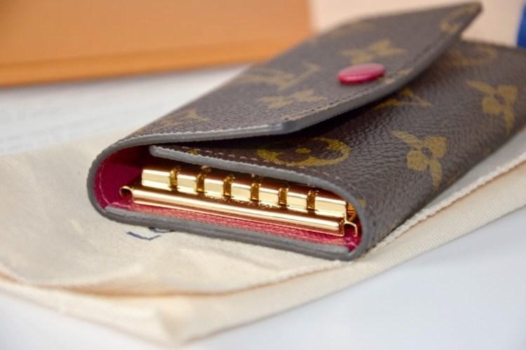 DSC_3168 Dove comprare un portachiavi di lusso? Multiclés 6 key holder Louis Vuitton portachiavi