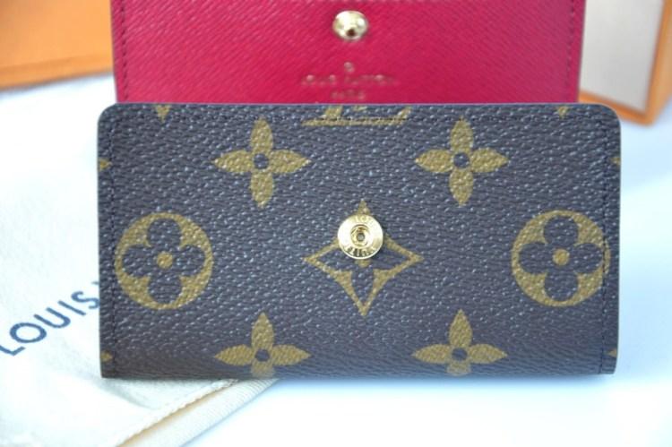 DSC_3174 Dove comprare un portachiavi di lusso? Multiclés 6 key holder Louis Vuitton portachiavi