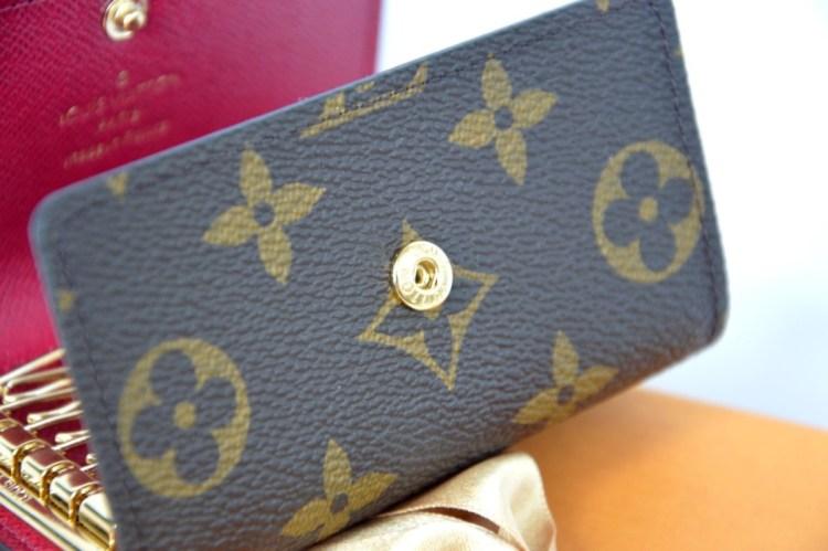 DSC_3176 Dove comprare un portachiavi di lusso? Multiclés 6 key holder Louis Vuitton portachiavi