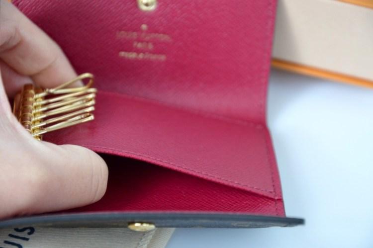 DSC_3177 Dove comprare un portachiavi di lusso? Multiclés 6 key holder Louis Vuitton portachiavi