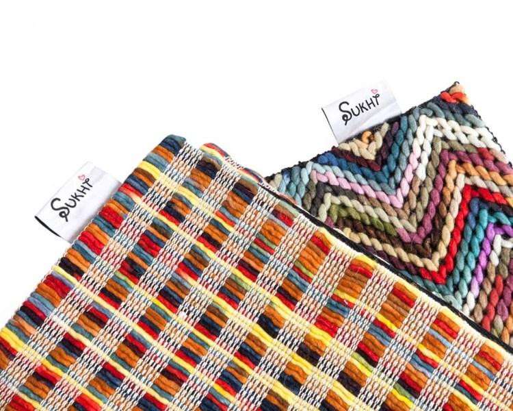 missoni-tappeti-di-lana-sukhi Dove comprare un tappeto di lana artigianale?