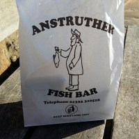 #GlutenFree ... Anstruther Fish Bar