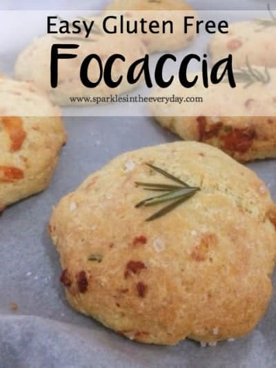 How to make Gluten Free Focaccia!