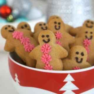 Easy Gluten Free Gingerbread Men!