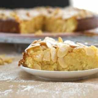 Gluten Free Lemon, Ricotta and Almond Cake!