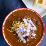 Instant Pot Stew Beef Chili