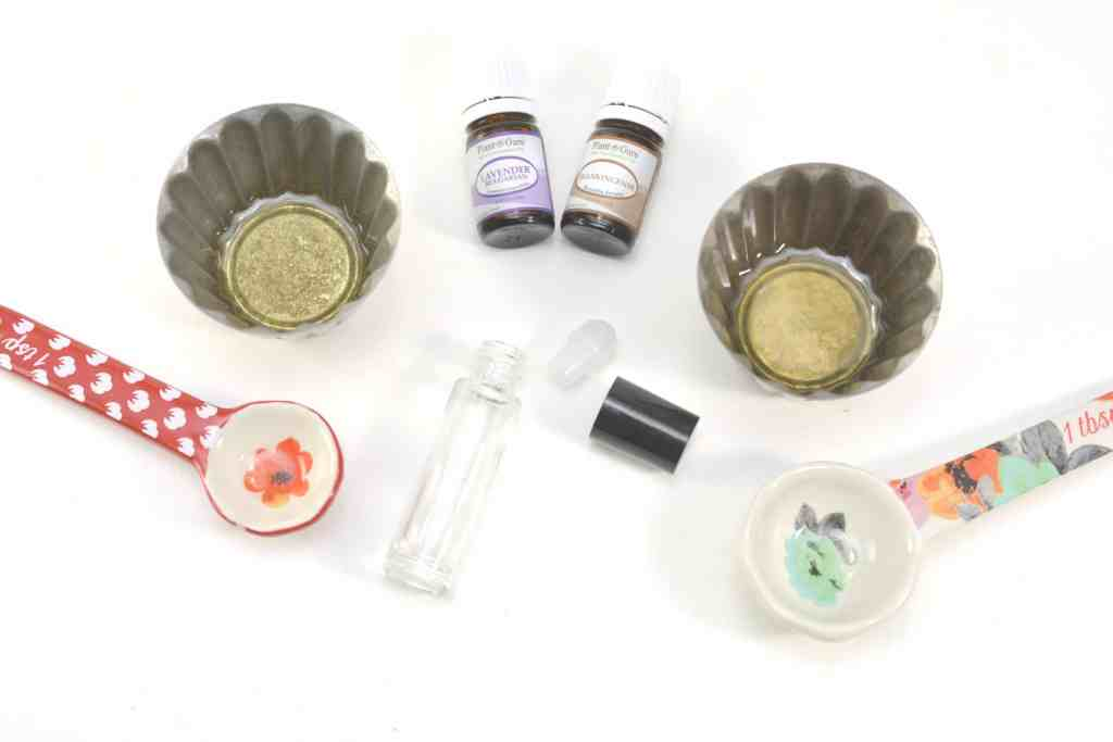 Essential Oil Roller for Depression ingedients