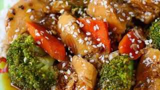 Instant Pot Garlic And Honey Chicken Freezer Meal
