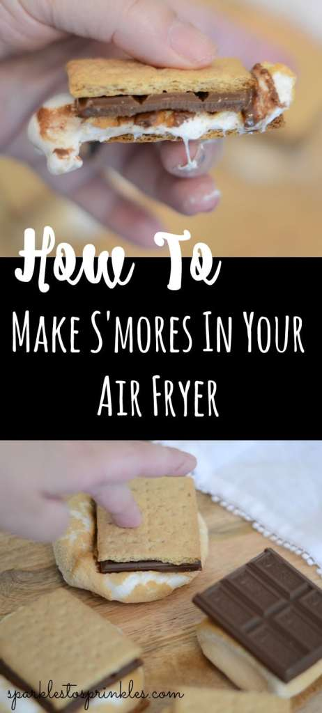 How To Make S'mores In Your Air Fryer