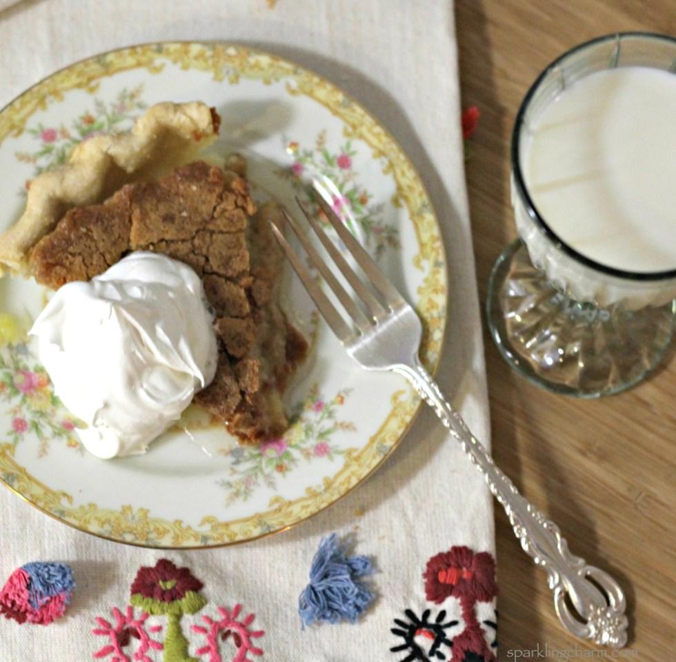 "Buttermilk ""Sweetie"" Pie"