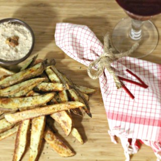 Frites & Nordstrom Olive Aioli Dip