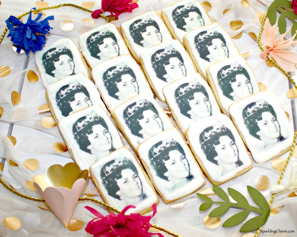 Charming Royal Iced Sugar Cookies