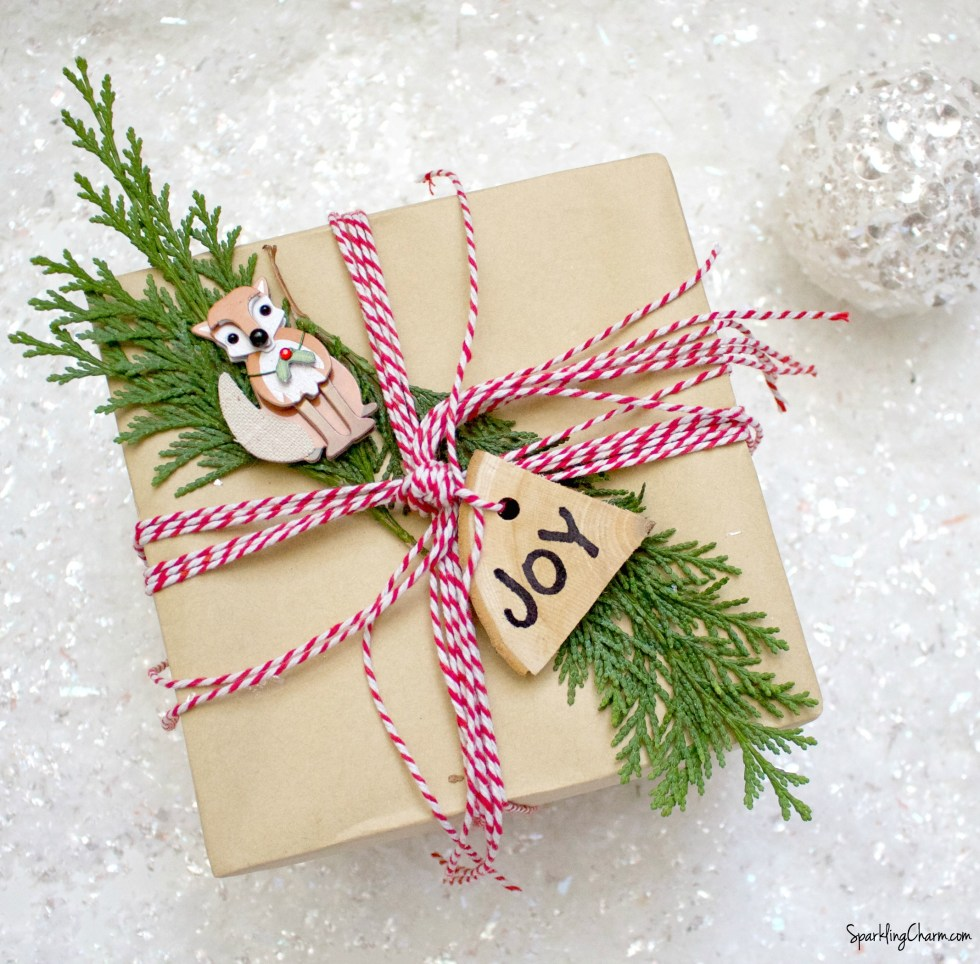 7 Fresh Ways To Add Charm to a Wrapped Gift