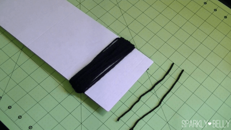 How to Make a Tassel 2