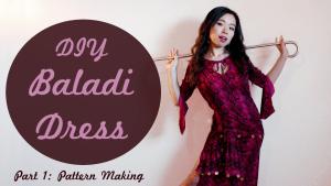 DIY Baladi Dress Saidi Dress