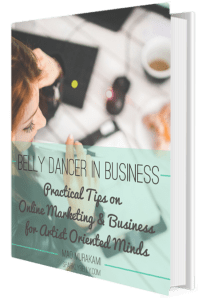Belly Dancer in Business eBook