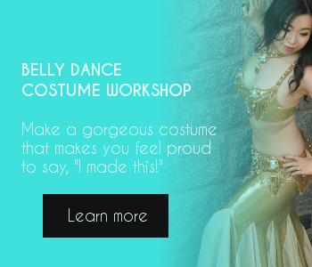 Belly Dance Costume Workshop