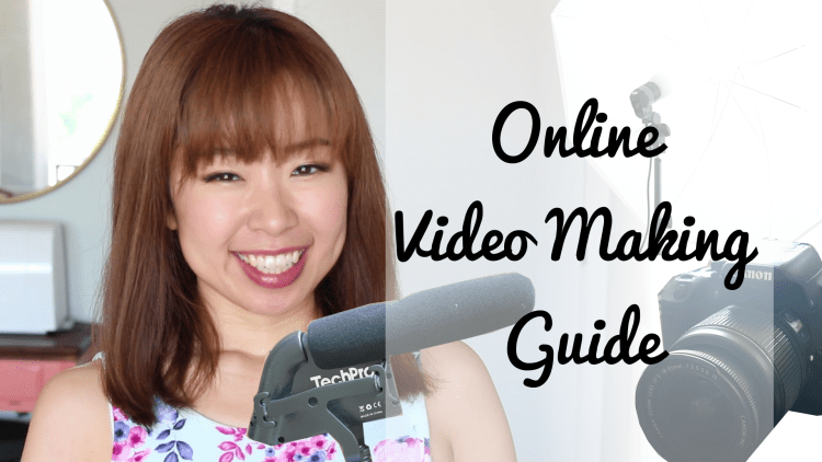 Online Video Making Guide for Belly Dancers
