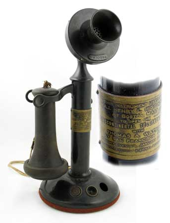 Transcontinental Call Telephone 1915