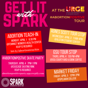 SPARK Reproductive Justice NOW – Page 12 – Our Bodies  Our