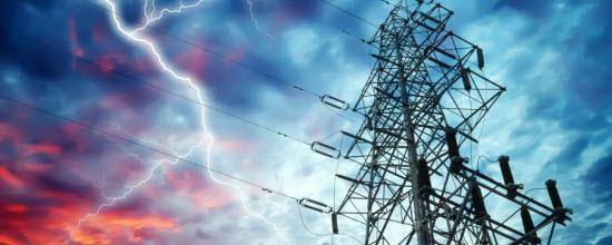 Do you have adequate power surge protection?