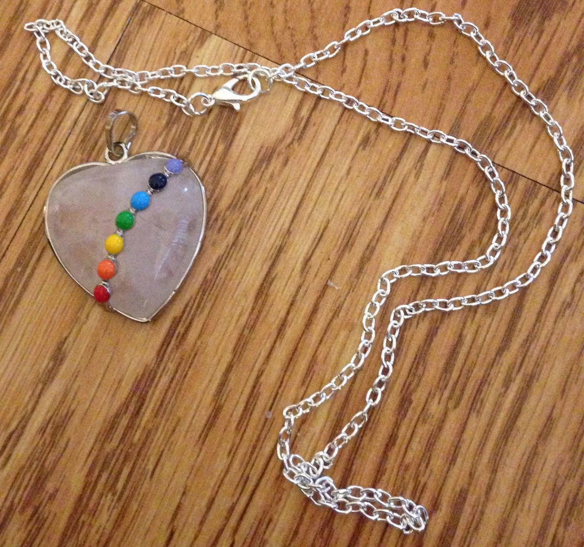 Reiki Healing Energy Infused Necklace