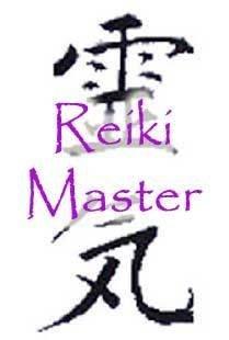 Usui Shiki Reiki Master Attunment