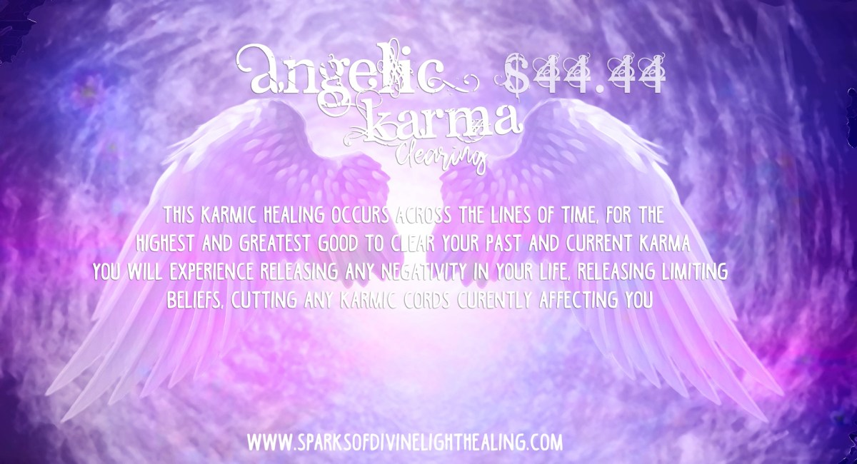 Angelic Karma Clearing