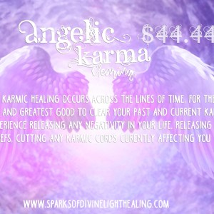 Angelic Karma Clearing
