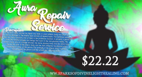 Aura Repair Service