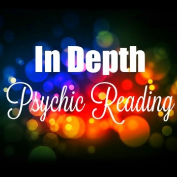 In Depth Psychic Reading