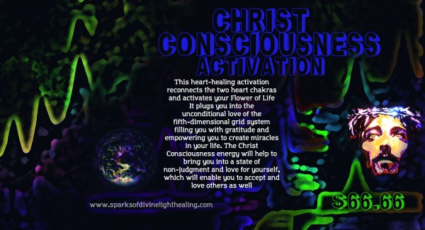 Christ Consciousness Activation