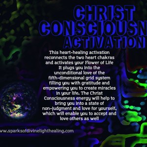 Christ Consciousness Activation