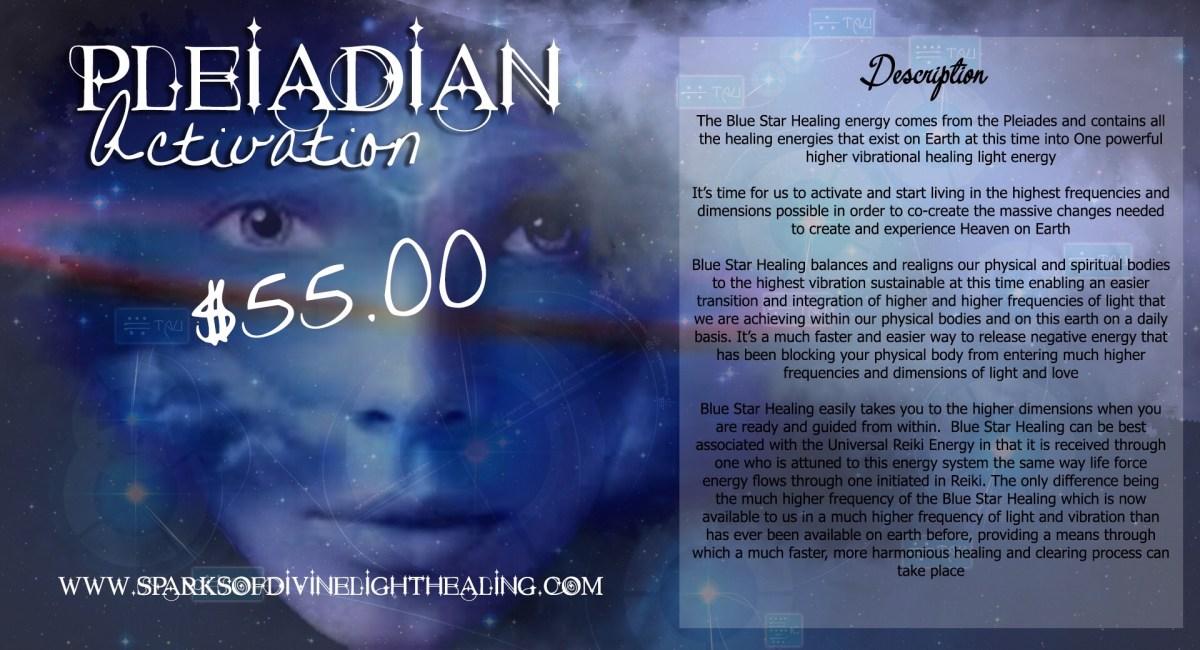 Pleiadian Activation